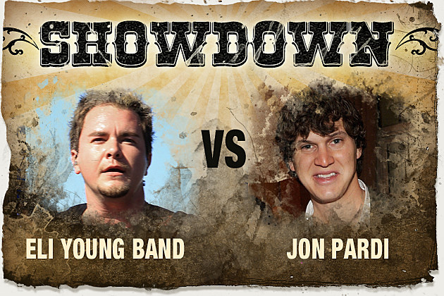 Mike Eli Young Band, Jon Pardi