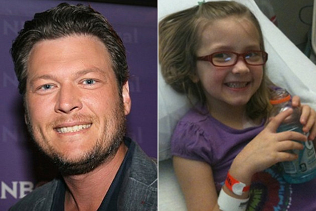 Blake Shelton, Hope for Harlie