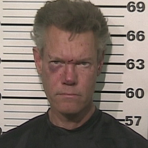 Randy Travis Mug Shot 2012