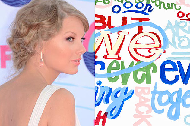 Taylor Swift Lyric Video