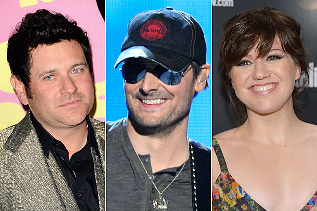 Jay DeMarcus, Eric Church, Kelly Clarkson