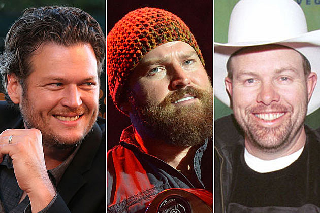 Blake Shelton, Zac Brown, Toby Keith