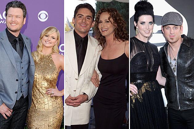 Blake Shelton, Miranda Lambert, Brad Paisley, Chely Wright, Thompson Square