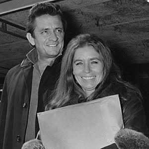 Johnny Cash couple