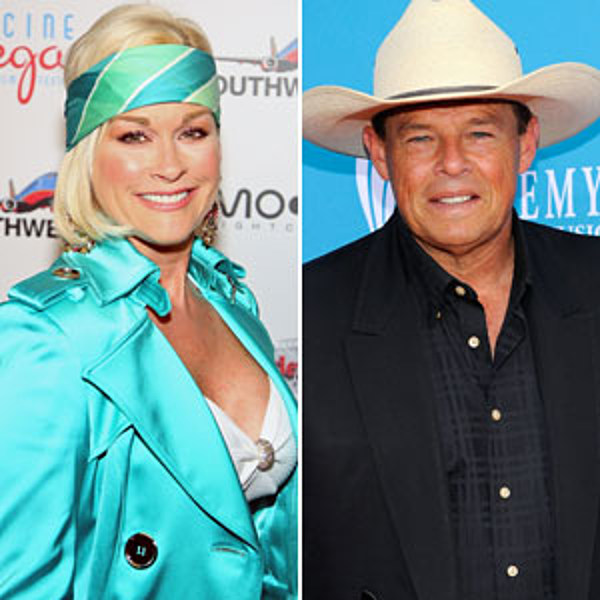 Lorrie Morgan And Sammy Kershaw Famous Country Couples
