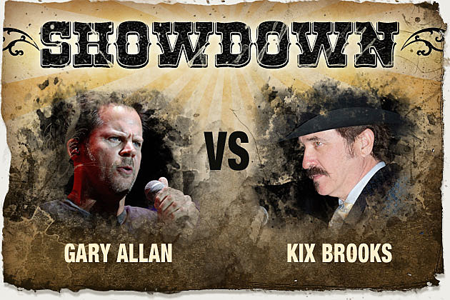 Gary Allan, Kix Brooks