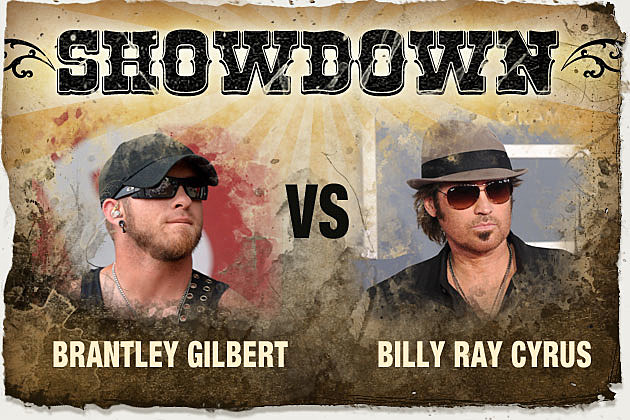 Brantley Gilbert, Billy Ray Cyrus