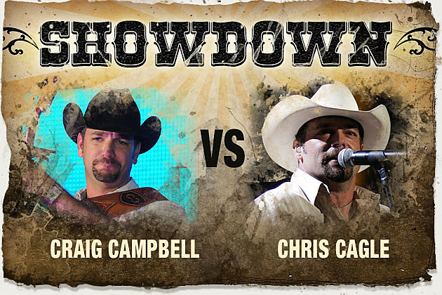 Craig Campbell, Chris Cagle