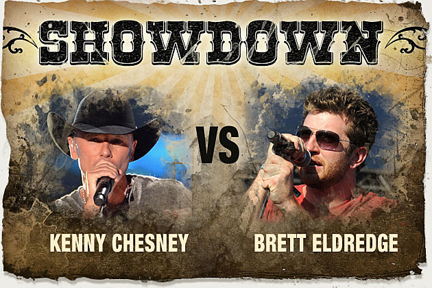 Kenny Chesney, Brett Eldredge