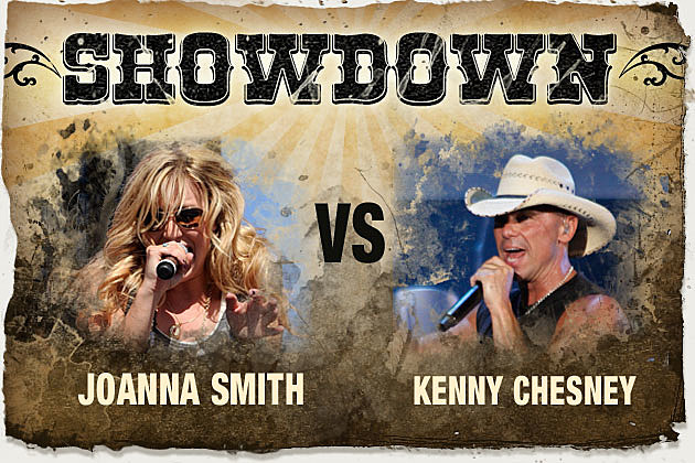 Joanna Smith, Kenny Chesney
