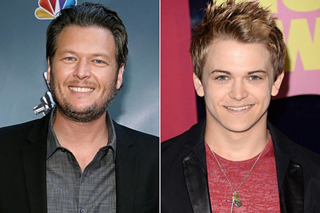 Blake Shelton, Hunter Hayes