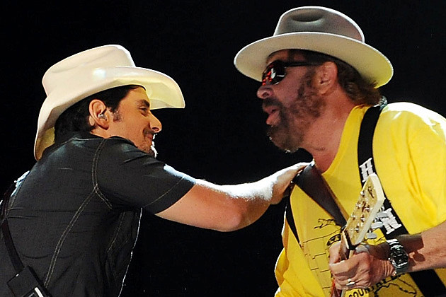 Brad Paisley, Hank Williams Jr.