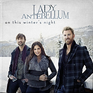 Lady Antebellum On This Winter's NIght Album