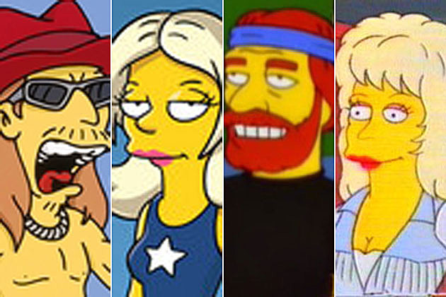 Country Simpsons