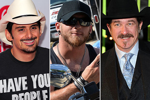 Brad Paisley, Brantley Gilbert, Kix Brooks