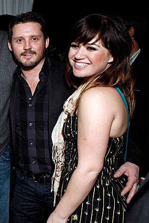 Kelly Clarkson-Brandon Blackstock