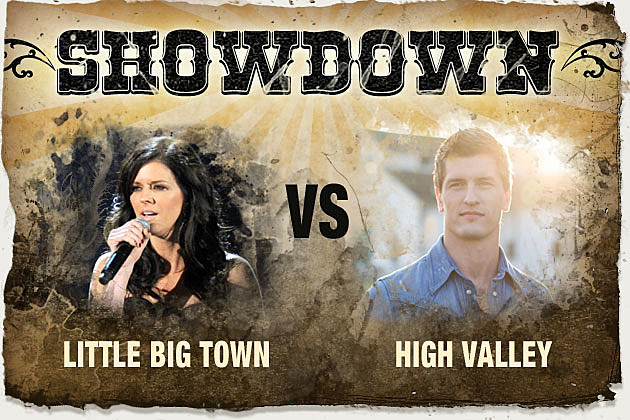 Little Big Town, High Valley