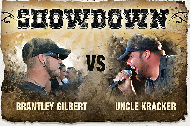 Brantley Gilbert, Uncle Kracker