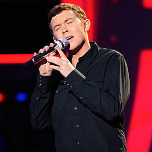 Scotty McCreery Microphone