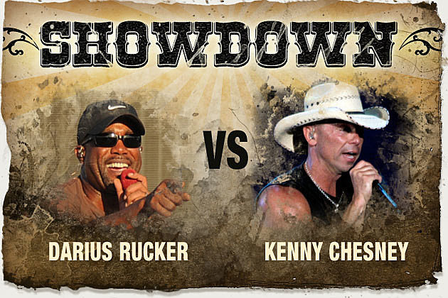 Darius Rucker, Kenny Chesney