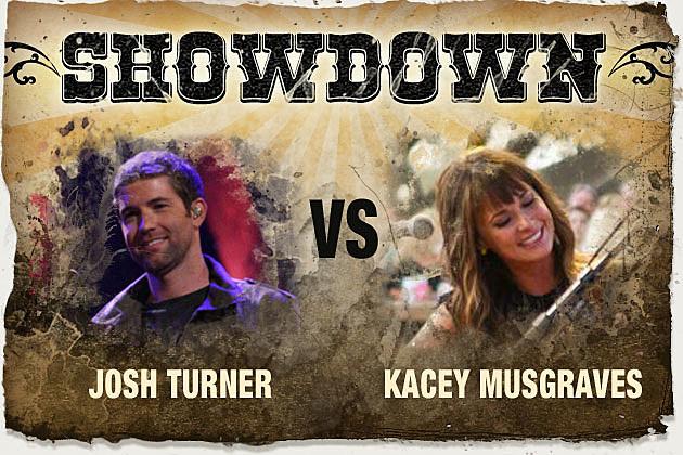 Josh Turner, Kacey Musgraves