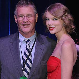 Scott Swift, Taylor Swift