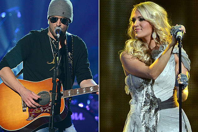 Eric Church, Carrie Underwood