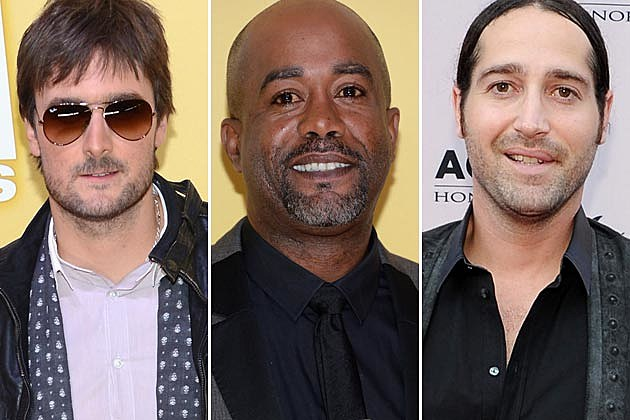 Eric Church, Darius Rucker, Josh Thompson
