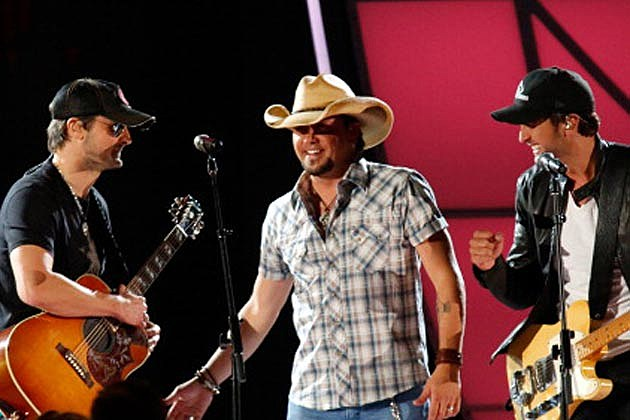 Eric Church, Jason Aldean, Luke Bryan