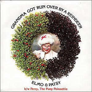 grandma got run over by a reindeer chords pdf