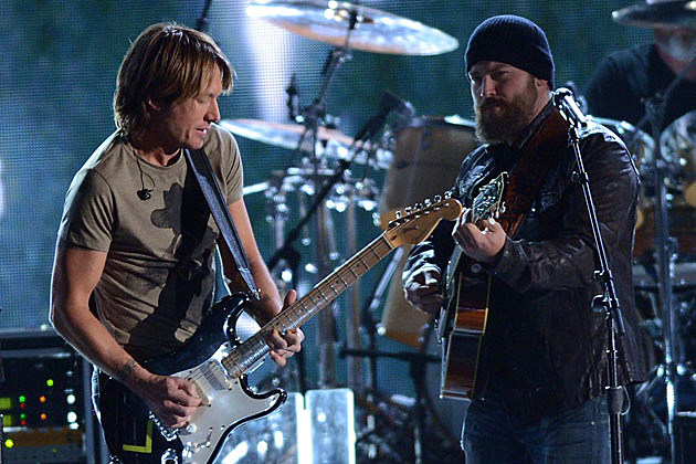 Keith Urban, Zac Brown