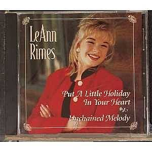LeAnn Rimes Put a Little Holiday in Your Heart