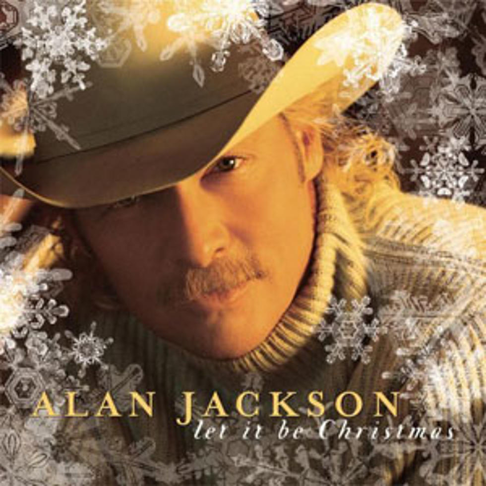 1 alan jackson let it be christmas top 50 country christmas songs - Alan Jackson Christmas Songs