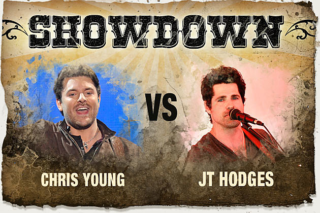Chris Young, JT Hodges