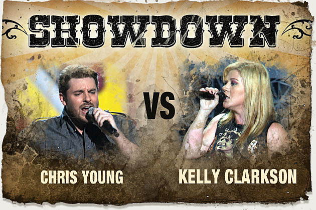 Chris Young, Kelly Clarkson