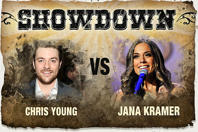 Chris Young, Jana Kramer