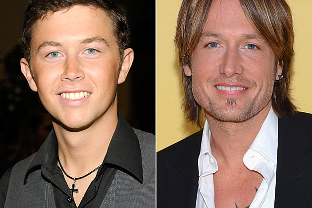 Scotty McCreery & Keith Urban