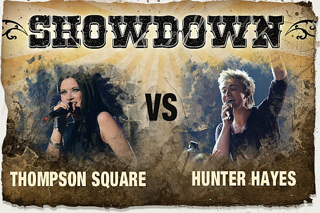 Thompson Square, Hunter Hayes