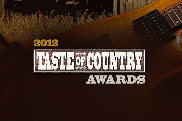 Taste of Country Awards 2012