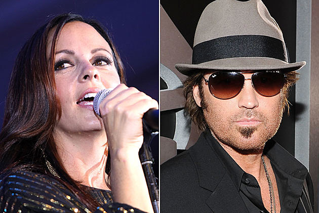 Sara Evans, Billy Ray Cyrus