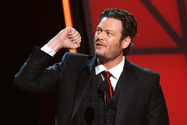 Blake Shelton CMA Awards