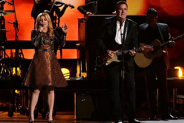 Kelly Clarkson, Vince Gill