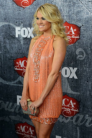 Carrie Underwood Best Dressed