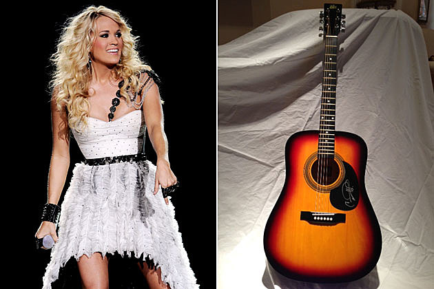 Carrie Underwood Guitar