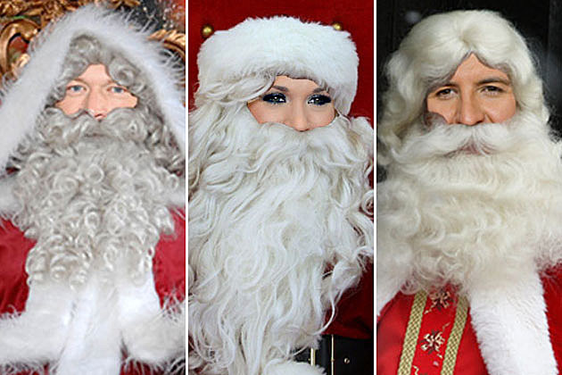 Country Music Santa Claus