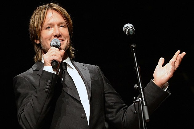 Keith Urban Wins Nashville Symphony Award