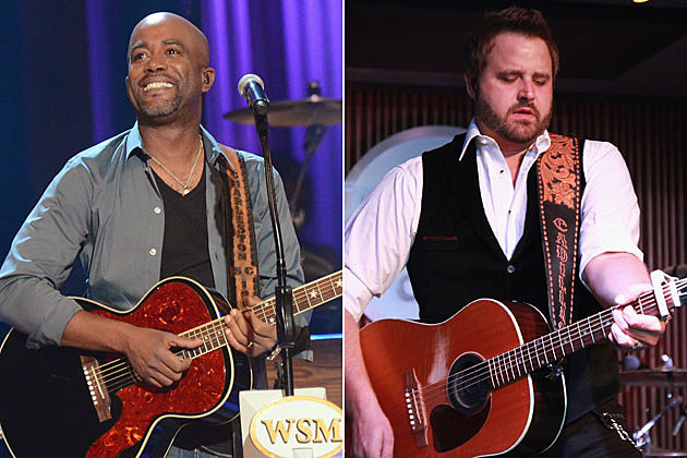 Darius Rucker, Randy Houser