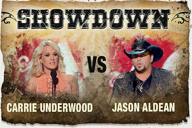 Carrie Underwood, Jason Aldean