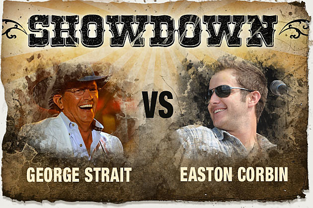 George Strait Easton Corbin