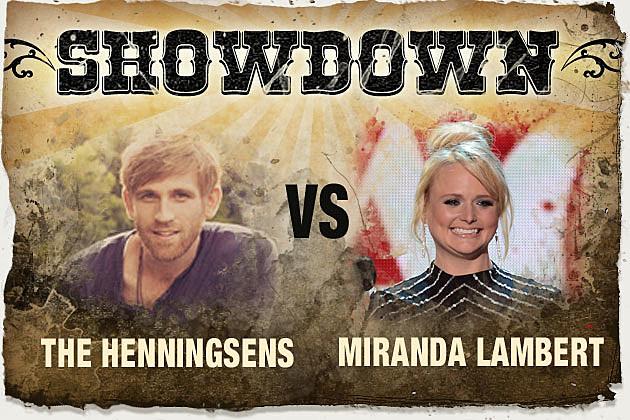 The Henningsens Miranda Lambert